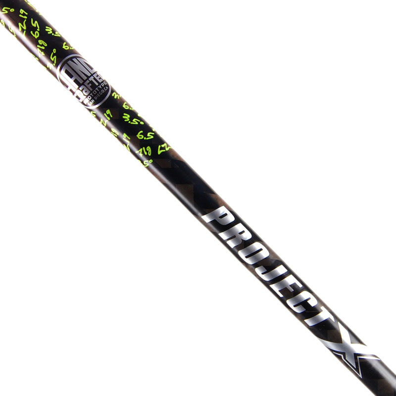 Project X Hand Crafted LZ 70 Graphite Shaft + Adapter & Grip