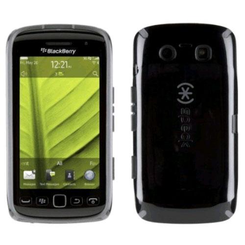 Speck CandyShell Case for Blackberry Torch 9850, 9860 (Gray/Black)