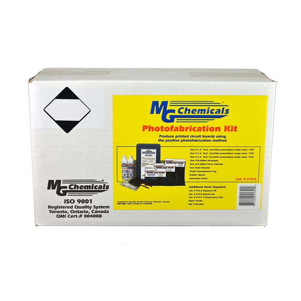 MG Chemicals 416-K Photofabrication Kit