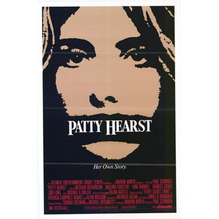 Posterazzi MOVCH7624 Patty Hearst Movie Poster - 27 x 40 in. - image 1 of 1
