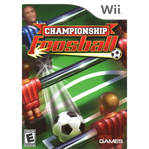 Championship Foosball (Wii) - Pre-Owned