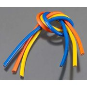 TQ WIRE PRODUCTS 1104 10 Gauge Wire 1 BL 3-Wire Kit Blu/Ylw/Org
