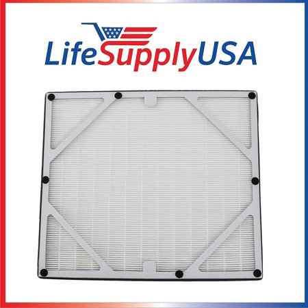 10 Pack Replacement HEPA Filter fits Idylis Air Purifiers IAP-10-280, Model # IAF-H-100D 10 Pack Particulate Filter