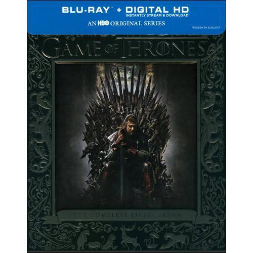 Game of Thrones: The Complete First Season (Blu-ray   Digital HD)