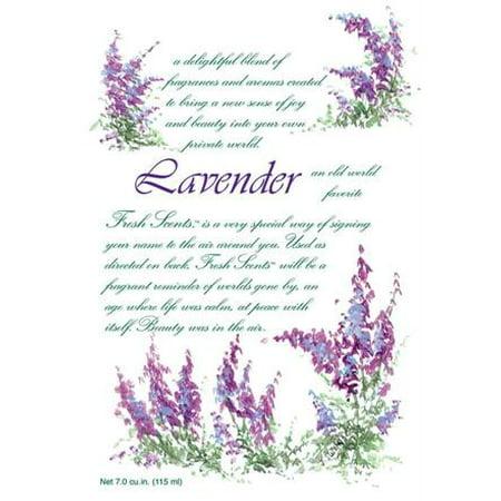 Fresh Scents Scented Sachet - Lavender-lot of 6 (Personalized Lavender Scented Potpourri)