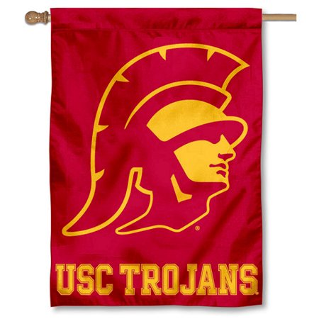 University of Southern California Trojans Logo -