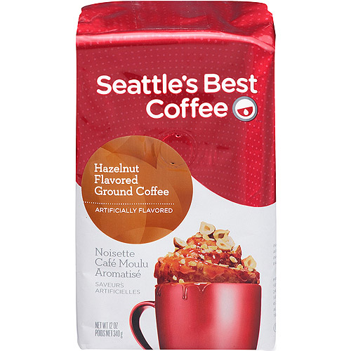 Seattle's Best Coffee Hazelnut Ground 12oz