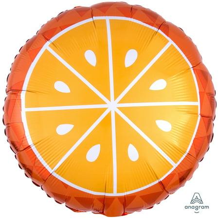 Orange Tropical Fruit - Summer Time Tropical Bright Orange Fruit 18