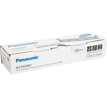 , PANKXFAT461, Panasonic KXFAT461 Toner Cartridge, 1 - Panasonic Waste Toner