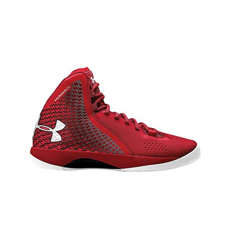newest 5af89 69672 Under Armour - Under Armour Micro G Torch Women s Basketball Shoe,  Red White, 5.5 B US - Walmart.com