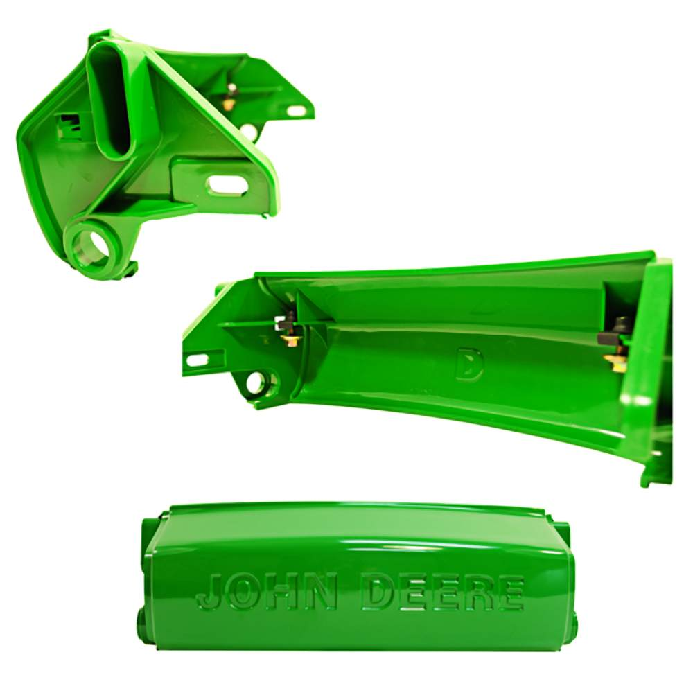 John Deere Original Equipment Bumper #Am128998