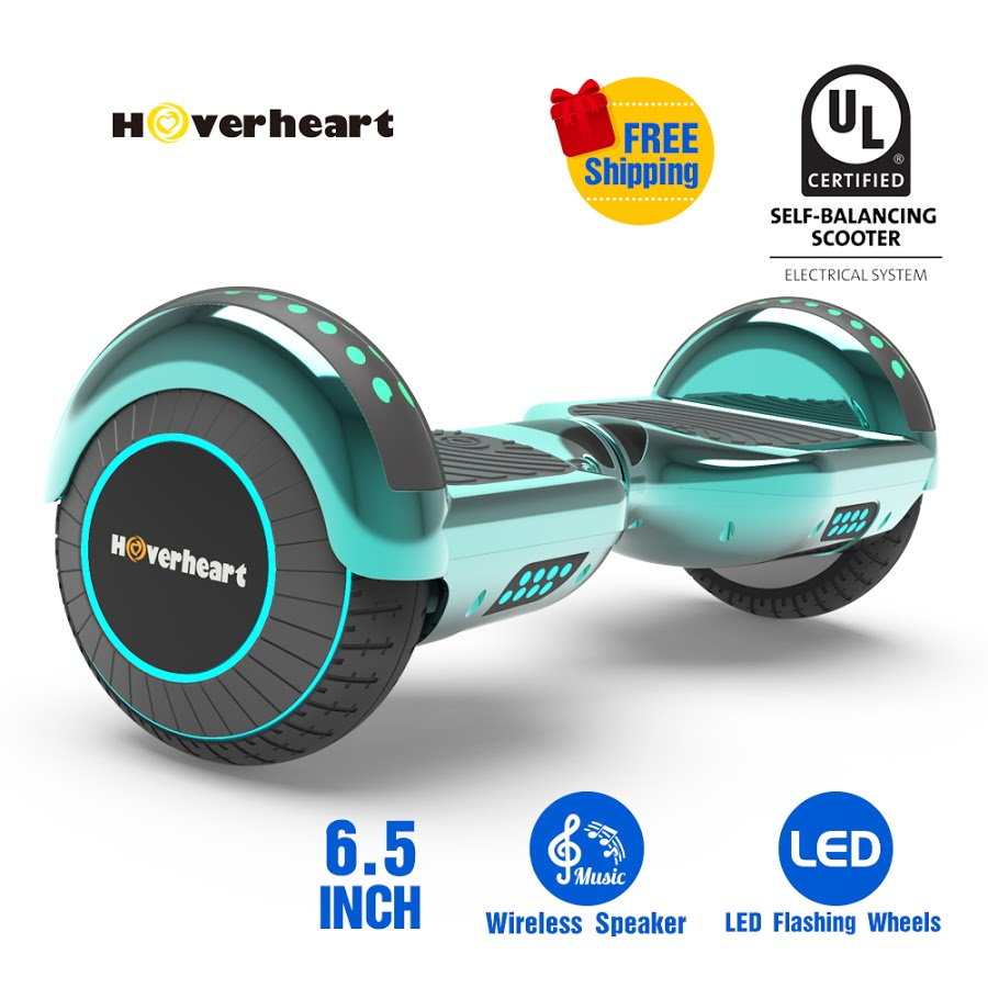 Hoverboard Bluetooth Two-Wheel Self Balancing Electric Scooter $119 (Was $299)