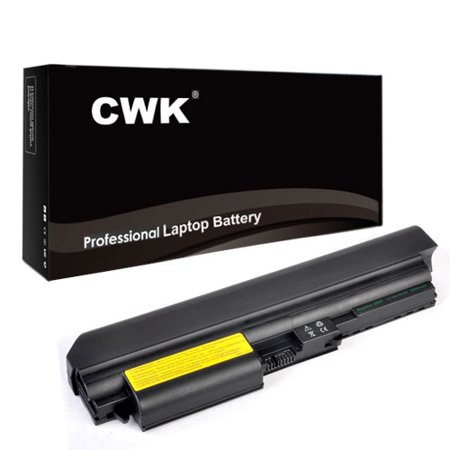CWK Long Life Replacement Laptop Notebook Battery for IBM Lenovo ThinkPad Z60T Series 2511 2512 2513 2514 Z60t Z61t ASM FRU 40Y6791 42T4512 92P1121 Z60t Z61t Series 40Y6791 40Y6793