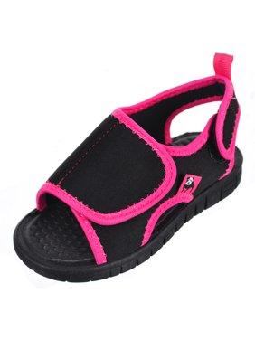e5a06956c4df50 Product Image BUM Equipment Girls  Water Shoe Sandals (Sizes 7 ...