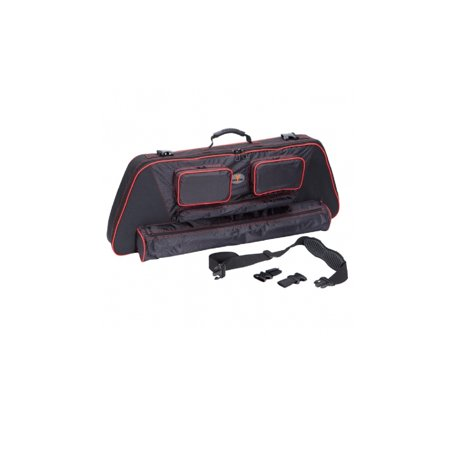 ".30-06 Outdoors 41"" Slinger Bow Case System w/Red Accent thumbnail"
