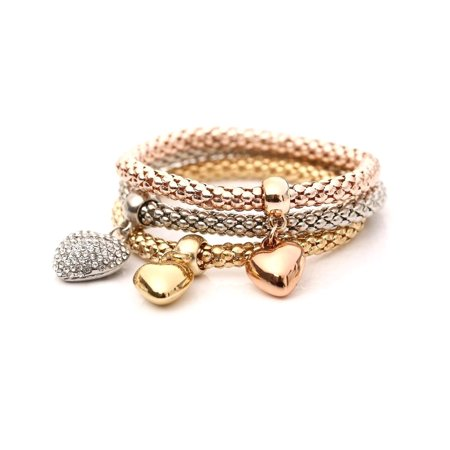 Novadab Trio Charm Bracelet, Bracelet For women