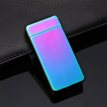 Hi Res Lighter (Rechargeable Metal Electric USB Lighter Lighter Cigarette Lighter)