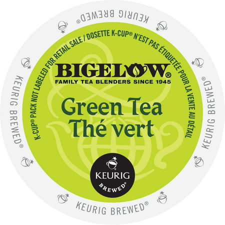 Bigelow Green Tea, K-Cup Portion Pack for Keurig Brewers (24 Count)