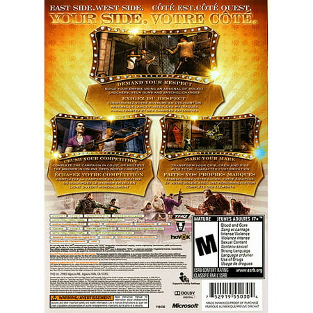 Saints Row 2 (Xbox 360) (Cheat Codes For Saints Row 2 Xbox 360)