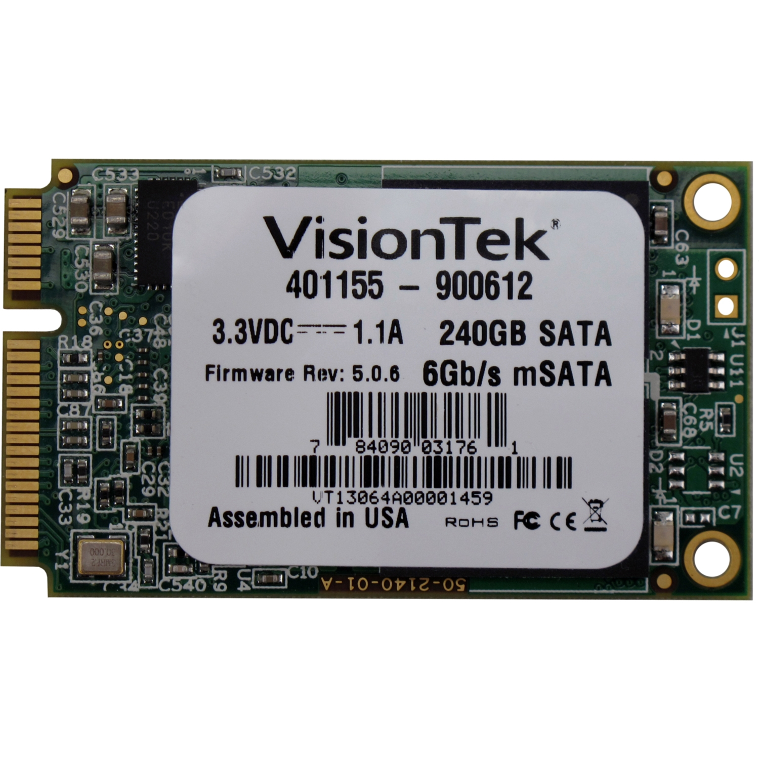 VisionTek 240GB Internal Solid State Drive