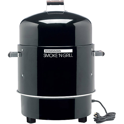 Electric Smoker Black