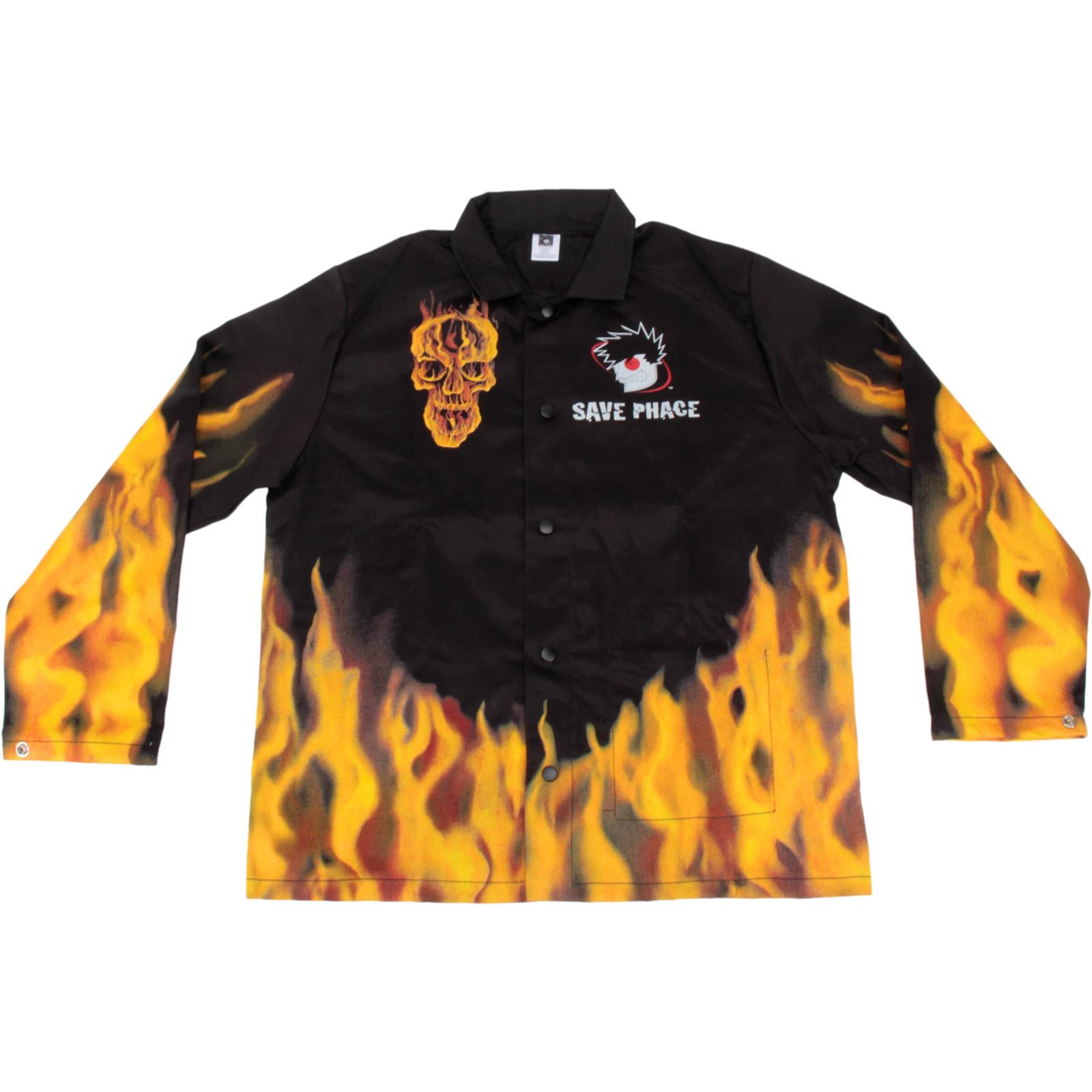 Save Phace Flame Welding Jacket, Large