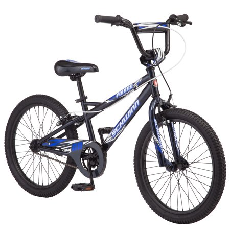 Boys 20 Inch Bike >> 20 Schwinn Fierce Boys Bicycle Blue