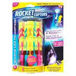 Rocket Copters Light Up Toy (pack of 6) by