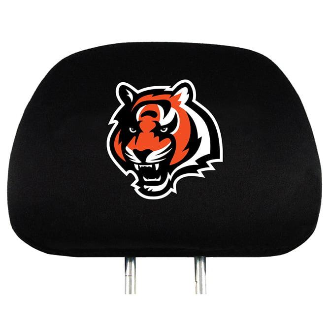 NFL Cincinnati Bengals Headrest Covers