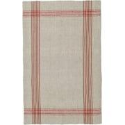 Poppy Linen Towel