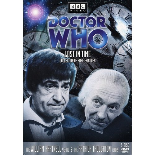 Doctor Who: Lost In Time - Collection Of Rare Episodes (Full Frame)