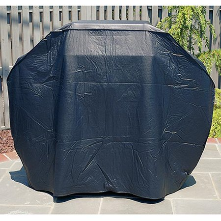 Mr Bar-B-Q Premium Grill Cover, Large - Black Market Bar And Grill Halloween