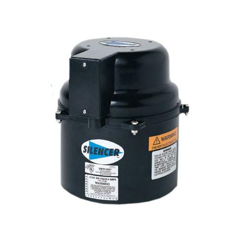 Air Supply 16310220F 1Hp 240V 2.4 Amps Silencer Blower