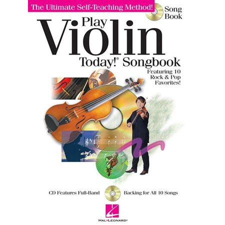 Play Violin Today! Songbook Play Piano Today Songbook