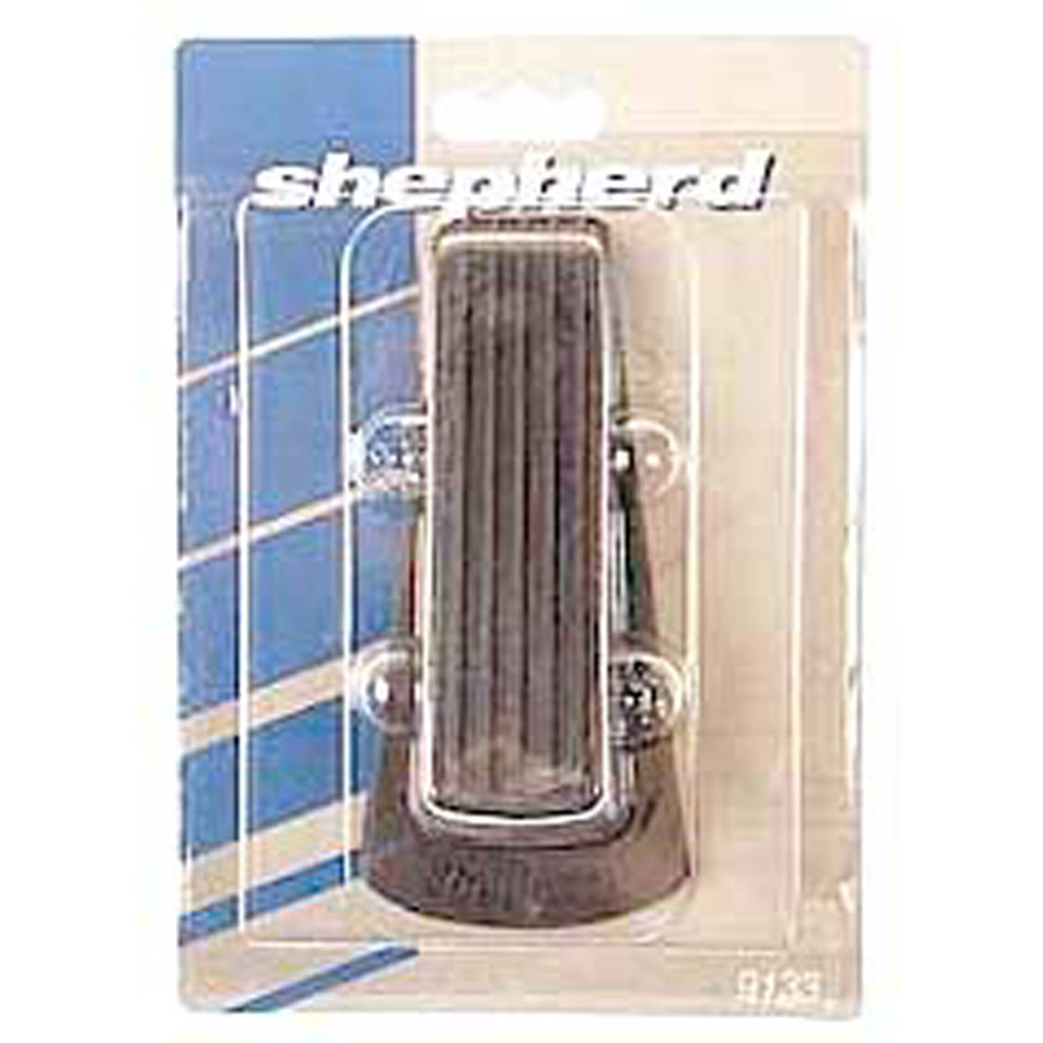 "Shepherd 9673 2"" Black fice Chair Twin Wheel Push Up Stem Caster"
