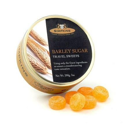 Simpkins Barley Sugar Travel Sweets 3(triple) Pack by Simpkins