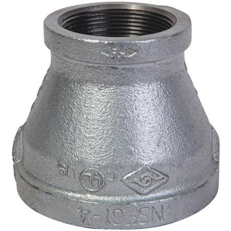 Mueller B K 2x1 1 4 Galvanized Coupling 511 386BG