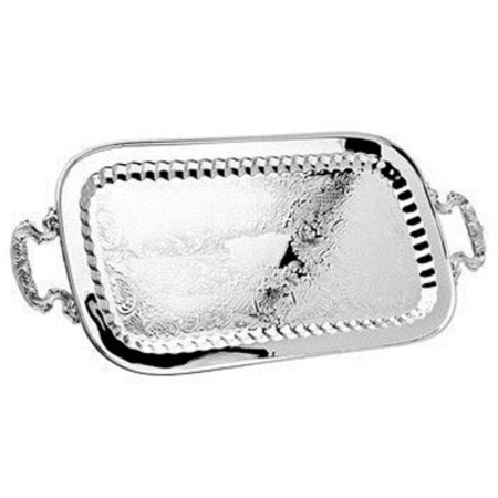 Godinger Cocktail Tray - 11 x 24 in.