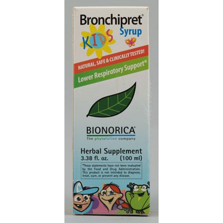 bronchipret test