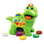 VTech, Count and Chomp Dino, Dinosaur Learning Toy for 1 Year Olds