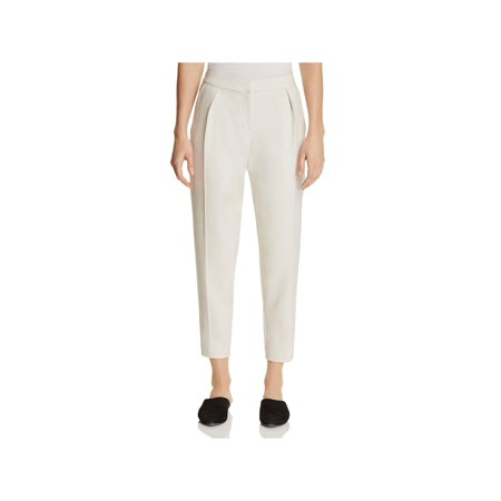 - Eileen Fisher Womens Petites Tencel Slouchy Ankle Pants
