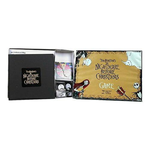 neca nightmare before christmas board game - Nightmare Before Christmas Board Game