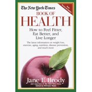 The New York Times Book of Health - eBook