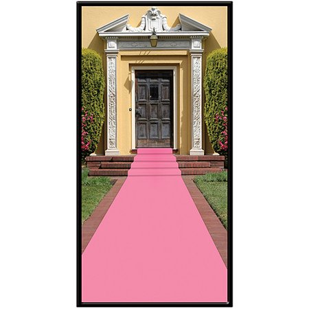 Pink Aisle Runner - Personalized Wedding Aisle Runner