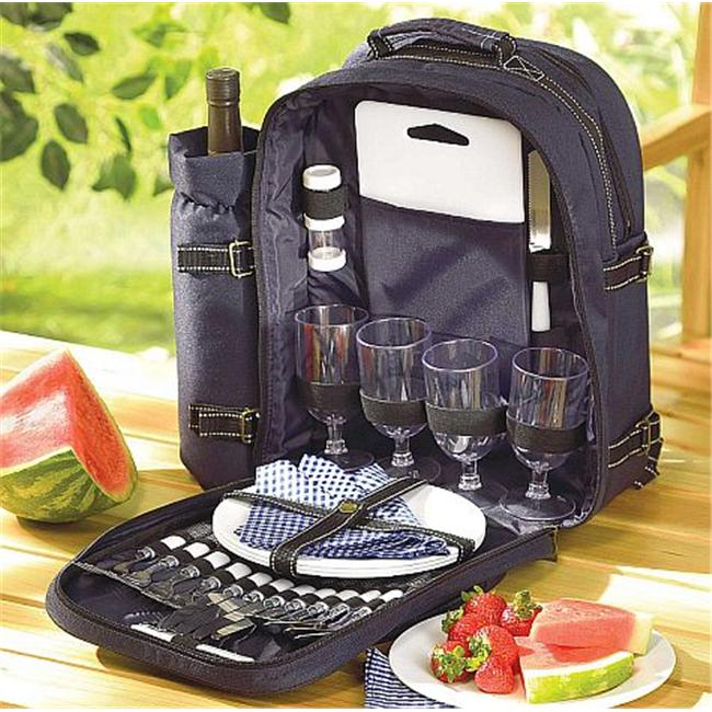 DSPS 330379893893 Picnic Backpack