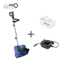 Snow Joe 24V-SS10-XR Cordless Snow Shovel Kit | 24-Volt | 10-Inch | 5-Ah