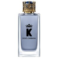 ($94 Value) Dolce & Gabbana K Eau De Toilette Spray, Perfume for Women, 3.4 Oz