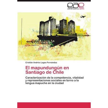 El Mapundung N En Santiago De Chile