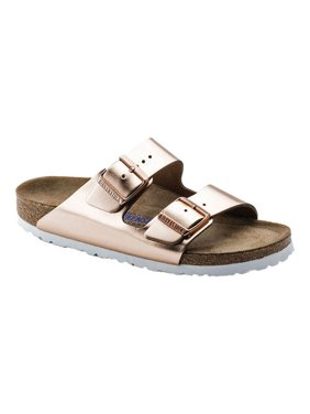 Women's Birkenstock Arizona Soft Footbed Leather Sandal