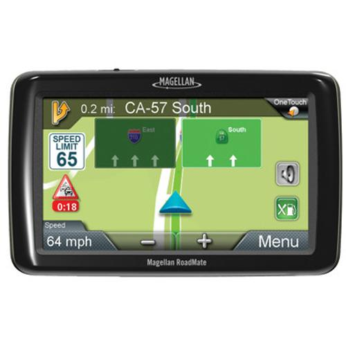 "Magellan Roadmate 5145T-LM 5"" GPS with Free Lifetime Maps and Traffic, Refurbished"